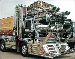 Fotolog de tuninglomas: Camion Tuneado